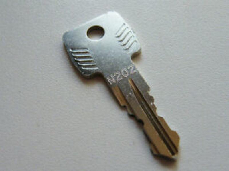 THULE Ersatzschlüssel N2xx
