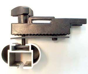 thule jetbag boxadapter 697 t nut 20mm dachtraeger profi. Black Bedroom Furniture Sets. Home Design Ideas
