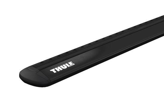 THULE 711220 WingBar EVO Black 118cm ( 2 Stück )