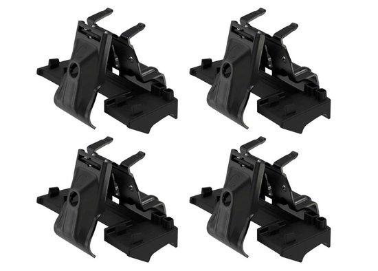 Kit 6xxx für THULE 7106 + 7206 EVO FlushRail integrierte Reling