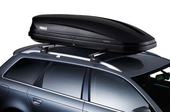 thule pacific 780 dachbox dachtraeger profi. Black Bedroom Furniture Sets. Home Design Ideas