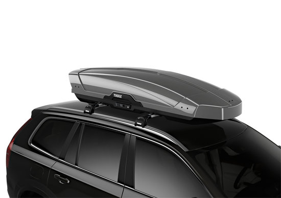 THULE Dachbox Motion XT XL titan glossy Volumen 500 Liter